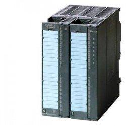 SIMATIC S7-300, Módulo de regulación FM 355 S, 4 canales paso a paso e impulso, 4 EA + 8 ED + 8 SA.