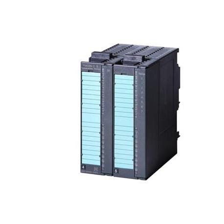 SIMATIC S7-300, Módulo de regulación de temperatura FM 355-2 C, 4 canales continuos, 4 EA+8 ED+4 SA,
