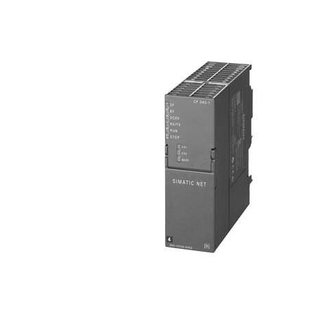SIMATIC NET, CP 343-1, procesador de comunicaciones para la conexión de SIMATIC S7-300 a Ethernet In