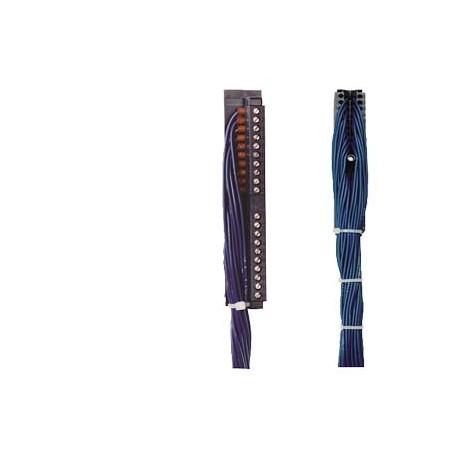 SIMATIC TOP connect, conector frontal para S7-300 de 40 polos (6ES7921-3AH00-0AA0), conexión flexibl