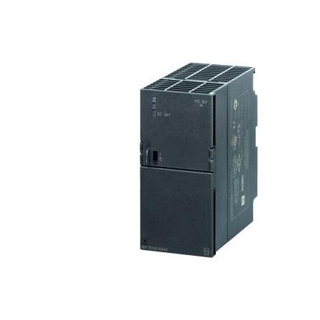 SIPLUS S7-300 PS 307 -25...+70 grados C con revestimiento conformado basado en 6ES7307-1EA01-0AA0 .
