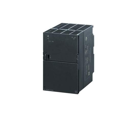 SIPLUS, S7-300 PS 307 de 10 A, -25 a + 70 ºCº, con capa de protección especial, basado en 6ES7307-1K