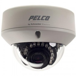 Domo fijo para interiores 12/24V IR PAL 2.8-10.5 Lens