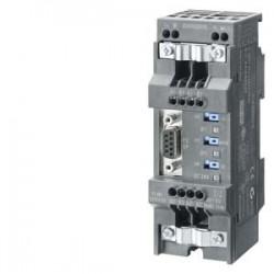 SIMATIC ET 200, repetidor RS485, para la conexión de sistemas de bus Profibus/MPI con un máximo de 3