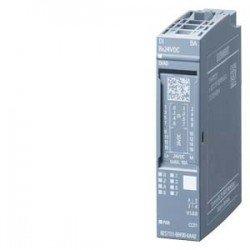 SIMATIC ET 200, 1 módulo electrónico de ED para ET 200SP, 8 ED x 24V DC BASIC. Apto para tipo BU A0,