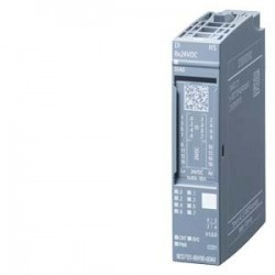 SIMATIC ET 200, 1 módulo electrónico de ED para ET 200SP, 8 ED x 24V DC HIGH SPEED, tres modos alter