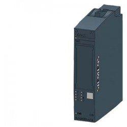 SIMATIC ET 200, 1 paquete de 10 módulos electrónicos de ED para ET 200SP, 8 ED x 24V DC ESTANDAR. Ap