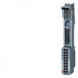 SIPLUS ET 200SP, Unidad base BU15-P16+A0+2B, tipo BU A0, -40 ... +70 grados C con revestimiento conf