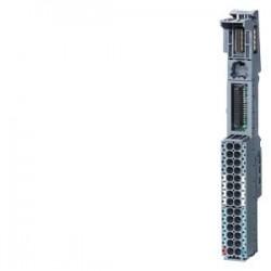 SIPLUS ET 200SP, Unidad base BU15-P16+A10+2B, tipo BU A0, -40 ... +70 grados C con revestimiento con