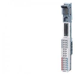 SIPLUS ET 200SP, Unidad base BU15-P16+A10+2D, tipo BU A0, -40 ... +70 grados C con revestimiento con