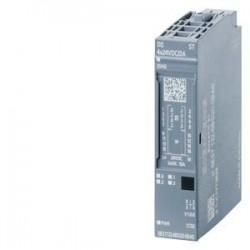 SIMATIC ET 200, 1 módulo electrónico de SD para ET 200SP, 4 SD x 24V DC/2A ESTANDAR. Apto para tipo