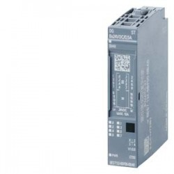 SIMATIC ET 200, 1 módulo electrónico de SD para ET 200SP, 8 SD x 24V DC/0,5A ESTANDAR. Apto para tip