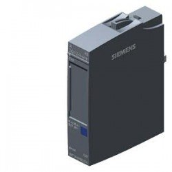 SIMATIC ET 200, 1 módulo electrónico de entradas analógicas para ET 200SP, 2 EA x U/I (tensión/corri