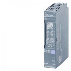 SIMATIC ET 200, 1 módulo electrónico de entradas analógicas para ET 200SP, 4 EA x U/I (tensión/corri