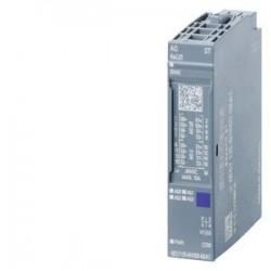 SIMATIC ET 200, 1 módulo electrónico de salidas analógicas para ET 200SP, 4 SA x U/I (tensión/corrie