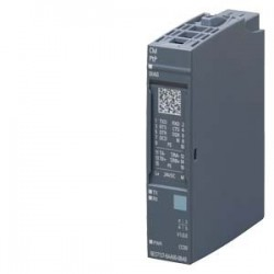 SIMATIC ET 200, 1 módulo electrónico para ET 200SP, CM PTP para acoplamiento serie RS422, RS485 y RS