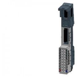 SIMATIC ET 200, 1 paquete de 10 BaseUnit BU15-P16+A0+2B para ET 200SP, tipo BU A0, bornes PUSH-IN, s