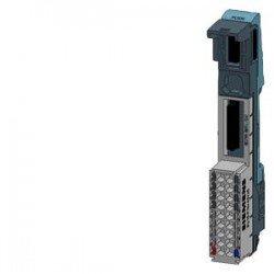SIMATIC ET 200, 1 paquete de 10 BaseUnit BU15-P16+A0+2D para ET 200SP, tipo BU A0, bornes PUSH-IN, s