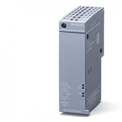 SIMATIC ET 200, adaptador de bus BA SCRJ/FC, conversor de medios FO - Cu, 1 x conexión SCRJ FO y 1 x