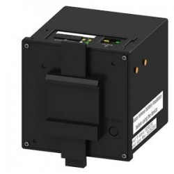 SENTRON PAC5100, DIN RAIL POWER MONITORING DEVICE CAJA PARA PERFIL PARA MEDIR VARIABLES ELECTRICAS P
