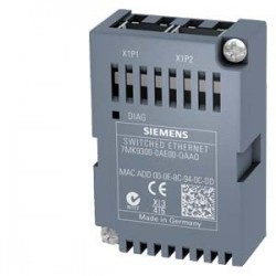 MODULO COMUNICACION ENCHUFABLE SWITCHED ETHERNET PROFINET
