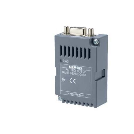 Modulo de ampliacion PROFIBUS DP, enchufable, pour 7KM PAC3200 / 4200,