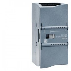 SIMATIC S7-1200, SM 1238 Energy Meter 480V AC, Módulo para la medida de energia y adquisión de datos