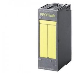 SIMATIC ET 200, 1módulo de potencia PM-E F PROFISAFE, para ET 200S, 24V DC apto para instalación flo
