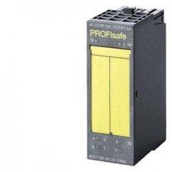 SIMATIC ET 200, 1 módulo electrónico para ET 200S, 4 F-DI/3 F-DO DC24V/2A PROFISAFE, 30mm de ancho h