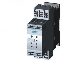 S0 400-600 V AC/500V, 40ºC, CLASS10 : 25A, 15KW ,Vm:110-230V AC/DC ,conexión por resorte
