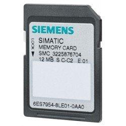 SIMATIC S7 TARJETA DE MEMORIA 4 MBYTES
