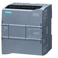 S7-1200, CPU 1212C, AC/DC/RELE, 8DI/6DO/2AI 230VAC