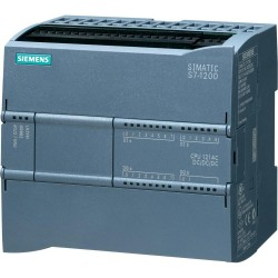 S7-1200, CPU 1214C, DC/DC/DC, 14DI/10DO/2AI