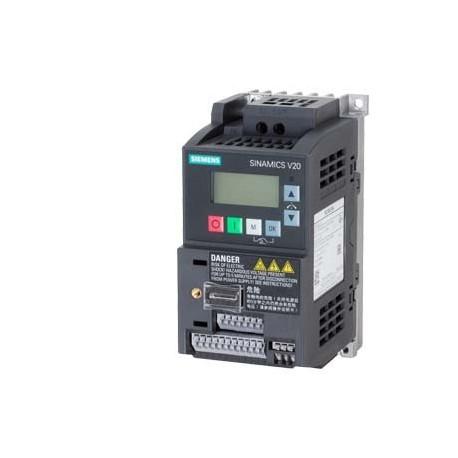 V20 1AC 200-240V 0,12 KW