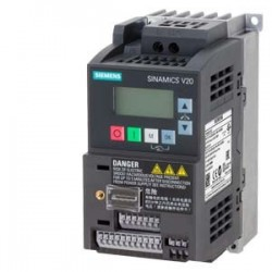 V20 1AC 200-240V 0,75 KW con filtro C1