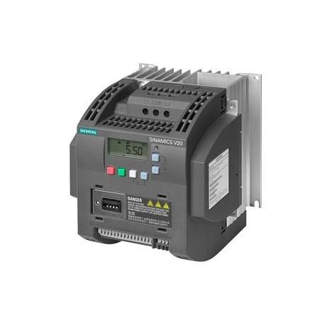 V20 1AC 200-240V 1,5 kW