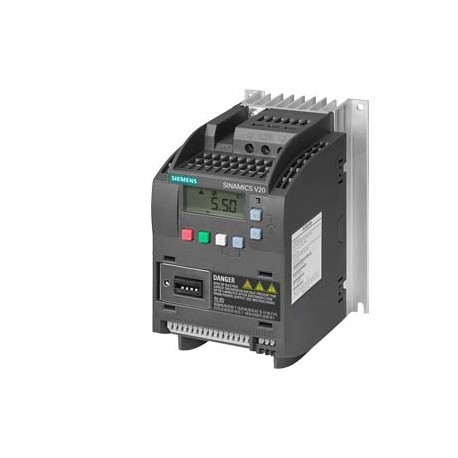 V20 3AC 380-480V 1,1 kW con filtro C3
