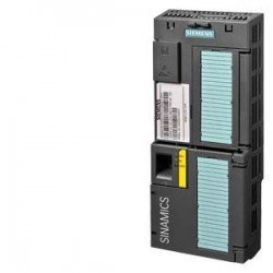 SINAMICS G120 Control Unit CU240E-2 DP-F tipo E safety integrated STO SS1, SLS, profibus DP. 6DI, 3D