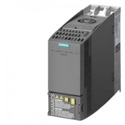 G120C 0,55KW Filtro Clase A INTERFAZ I/O: 6DI, 2DO,1AI,1AO , PROFINET-PN, IP20/UL OPEN TYPE