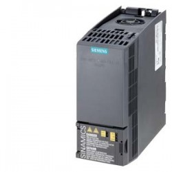 G120C 0,55KW, interfaz I/O: 6DI, 2DO,1AI,1AO. USS/MODBUS, IP20/UL OPE