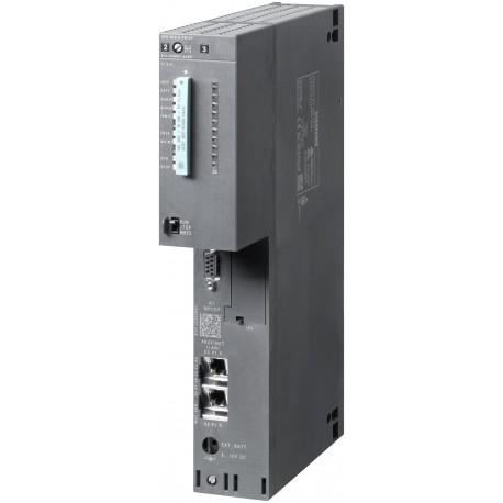 SIMATIC S7-400, CPU 414-3 PN/DP CPU CON: MEMORIA PRINCIPAL 4 MB, (2 MB CODIGO, 2 MB DATOS), INTERFAC