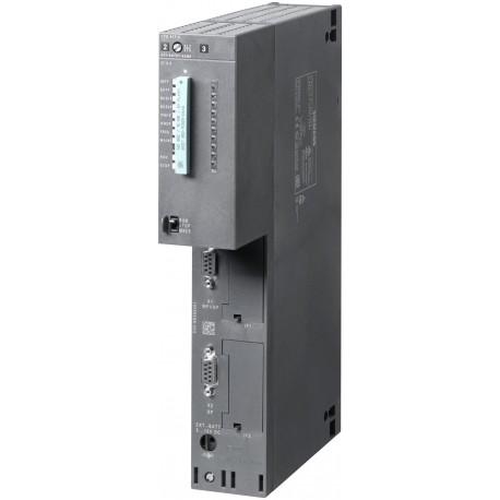 SIMATIC S7-400, CPU 417-4 CPU CON: MEMORIA PRINCIPAL 32 MB, (16 MB CODIGO, 16 MB DATOS) INTERFACE 1: