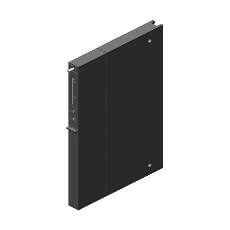 SIMATIC S7-400, Tarjeta interfase receptor IM 461-1 para configuración centralizada con transmisión