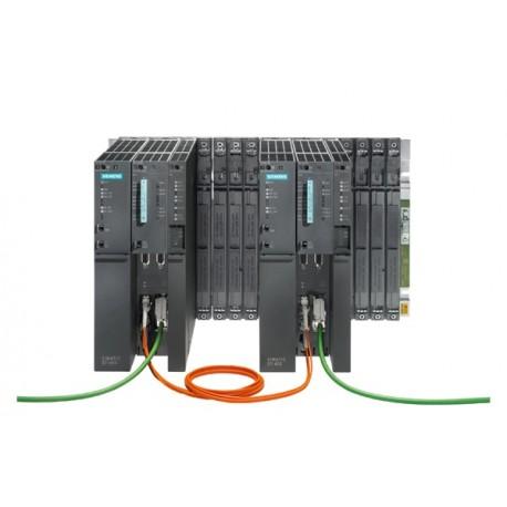 SIMATIC S7-400H, 414-5H Sistema - Kit H con 1 X UR2-H, sin Memory Card, 2 X PS407 UC120/230V, 10A, 4