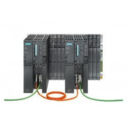 SIMATIC S7-400H, 417-5H Sistema - Kit H con 1 X UR2-H, sin Memory Card, 2 X PS407 UC120/230V, 10A, 4