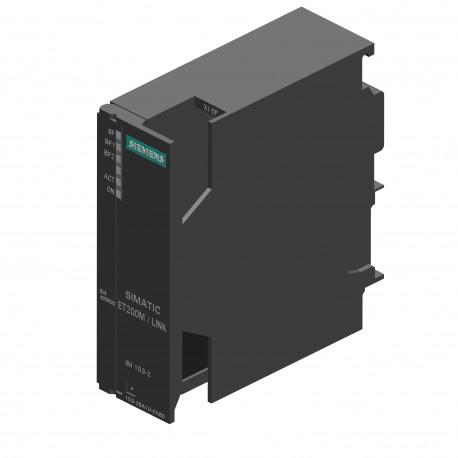 SIMATIC ET 200, módulo de interfaz para ET 200M, IM 153-2 HIGH FEATURE para un máximo de 12 módulos