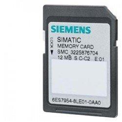 SIMATIC S7, MEMORY CARD 12 MBYTES