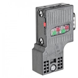 SIMATIC, CONECTOR PROFIBUS FASTCONNECT RS485, SIN INTERFAZ 15,8 X 59 X 35,6 MM