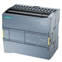 SIMATIC S7-1200F, CPU 1215 FC, DC/DC/RELE, 14DI/10DO/2AI/2AO