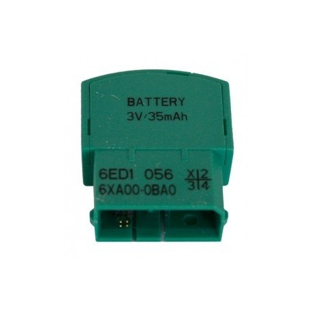 Siemens LOGO! Battery Card - 6ED1056-6XA00-0BA0